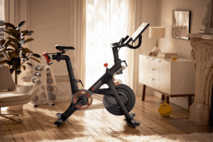 Peloton Cycle Review - Mom Tech Blog