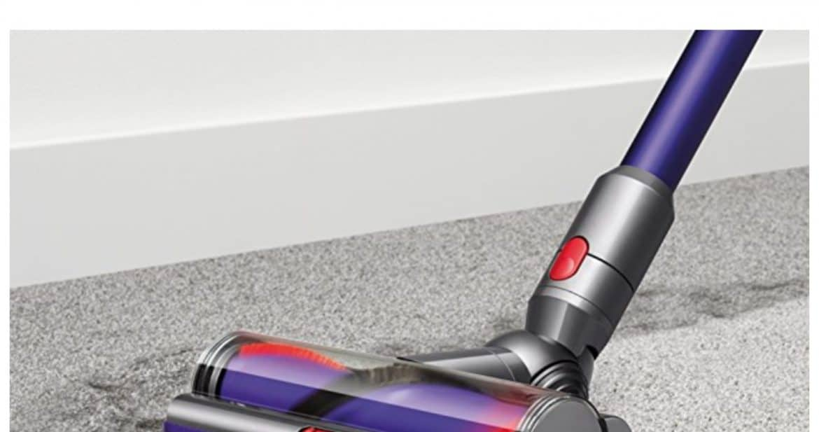 A Mom's Review of the Dyson Cyclone V10 Cordless Stick Vacuum