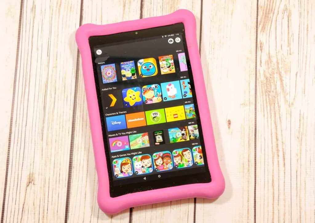"Fire HD 10 Kids Edition Tablet, 10.1"" 1080p Full HD Display, 32 GB"