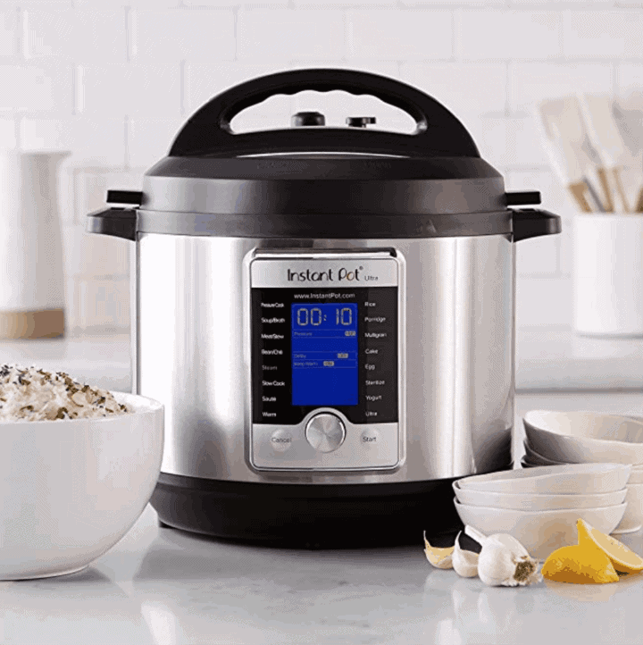 Is the 8 Quart Instant Pot too Big?