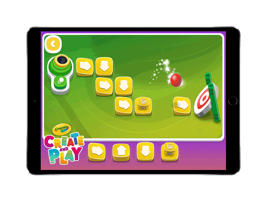 Crayola Create and Play App - An Educational and Artistic App for Kids
