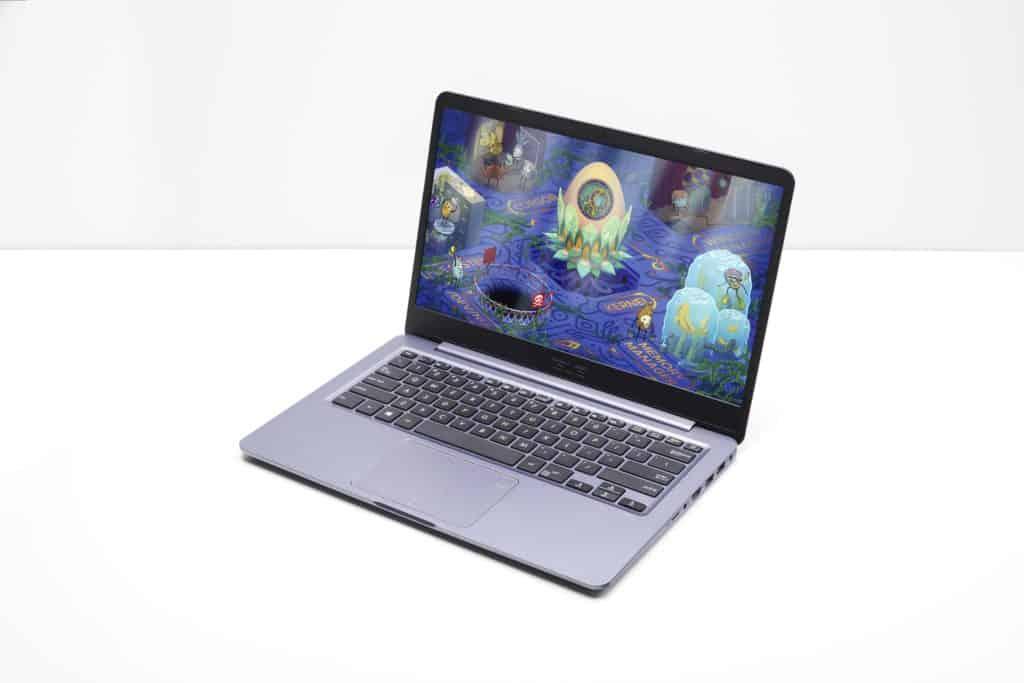 Hack computer - kids laptop
