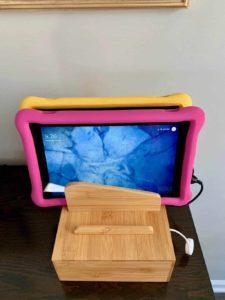Docking Solution for Kids Tablets