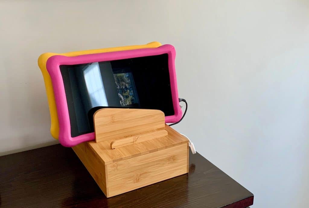 Tablet Organizer Stand