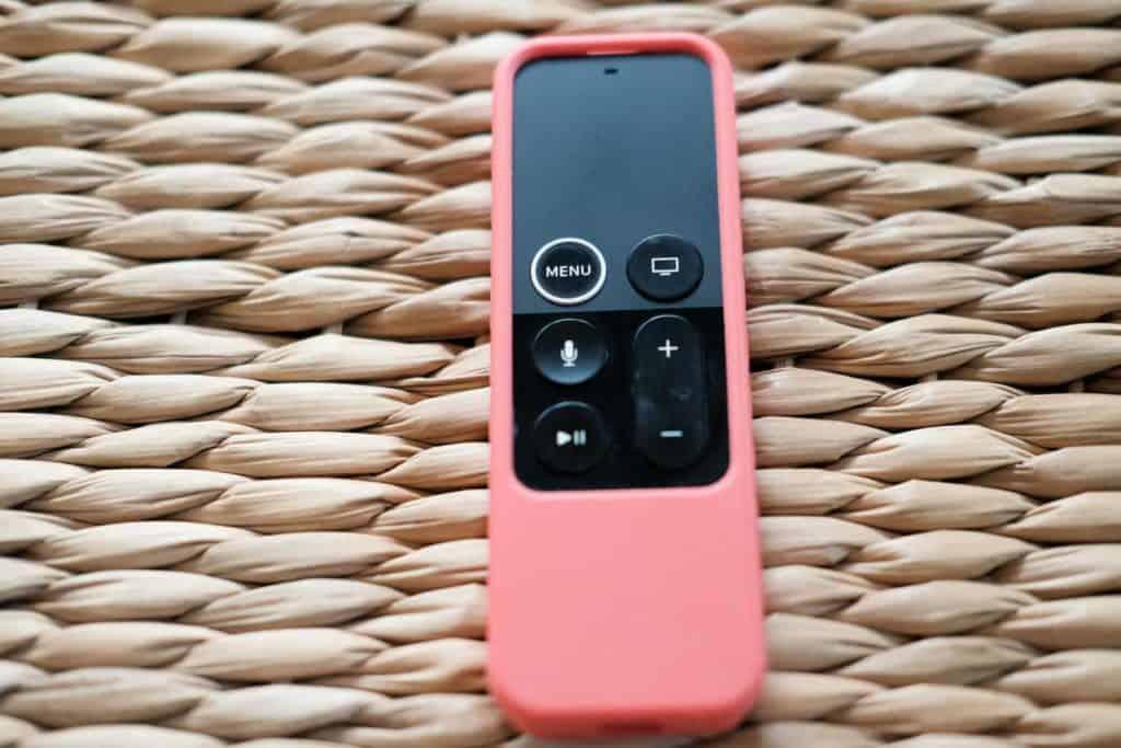 apple tv remote cover