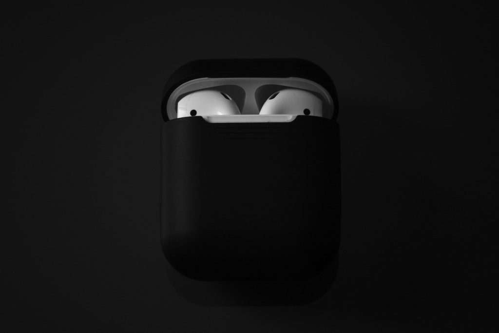 Apple AirPods use them with the Peloton