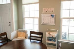 whiteboard calendar for online learning