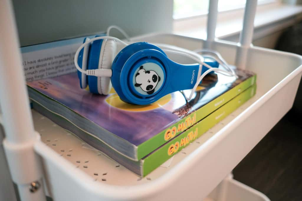 headphones for online learning
