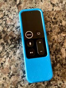 losing small remote apple TV