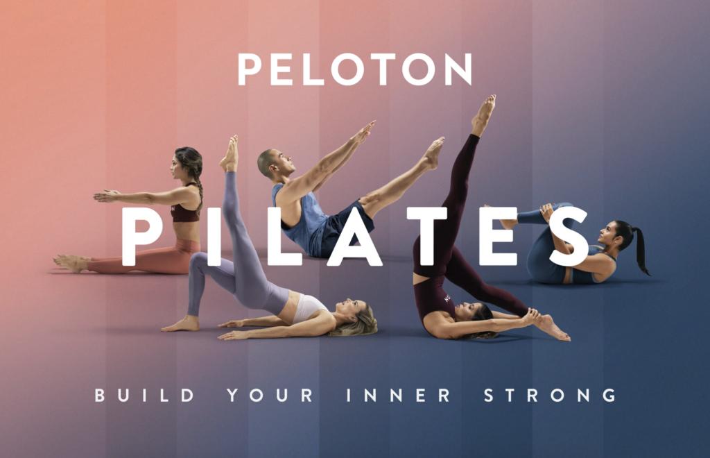 Does the peloton app have pilates