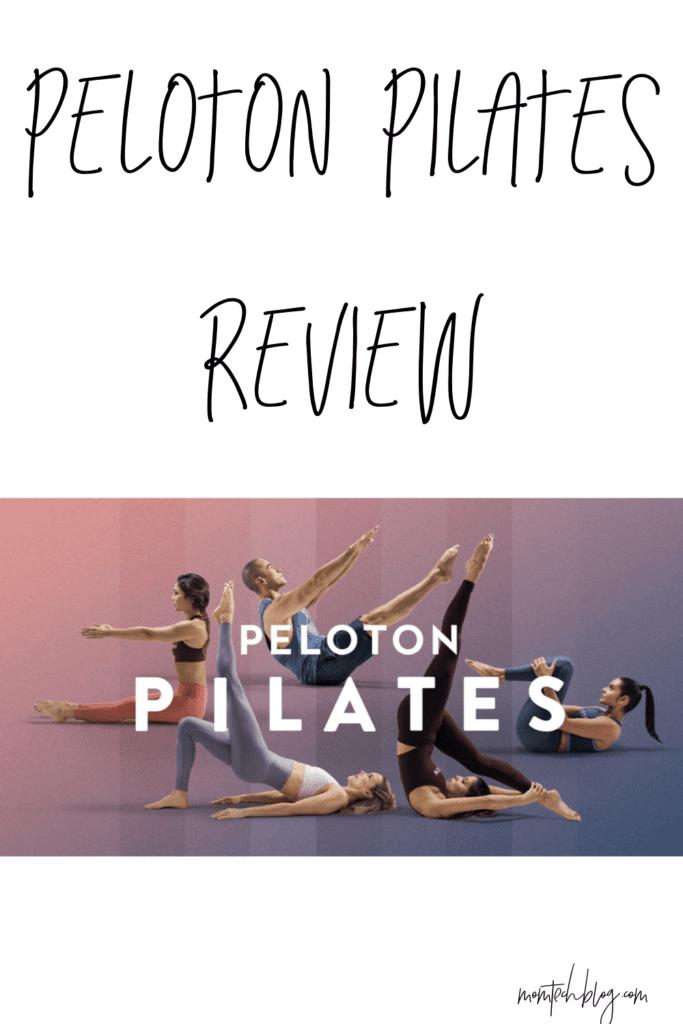 Peloton Pilates